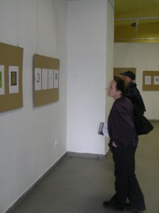 Gallery in action